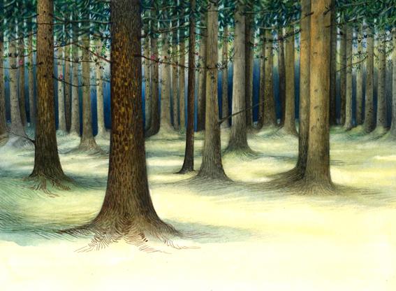 bosco larici
